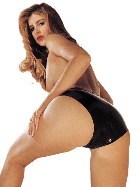 girl tight latex panty 27 Girls wearing tight and shiny latex panty