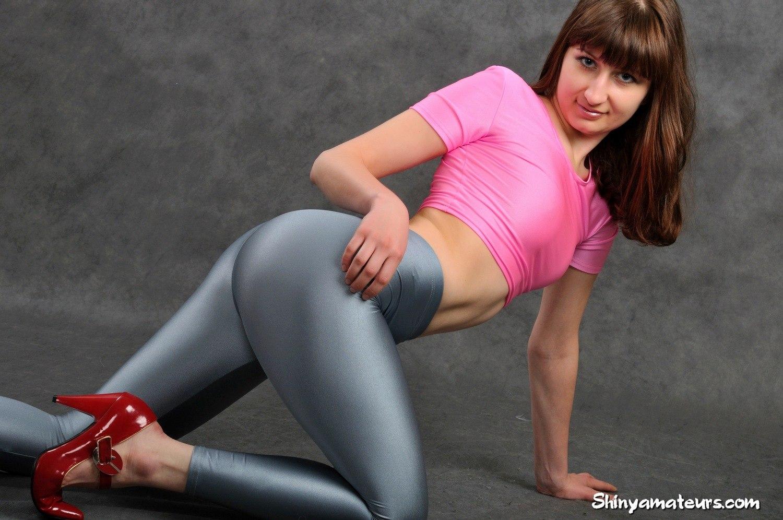 Sexy Photos Spandex 10