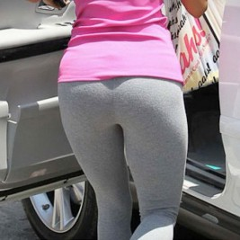 tight ass yoga pants 25 267x267 Tight asses in yoga pants