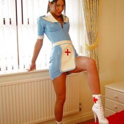 Naughty Nurses Uniform 103