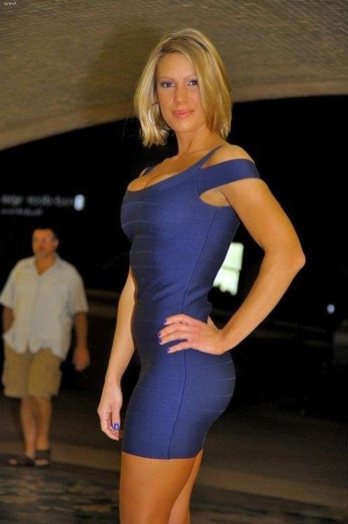 Plenty Of Photos With Teen Hotties In Tight Dresses