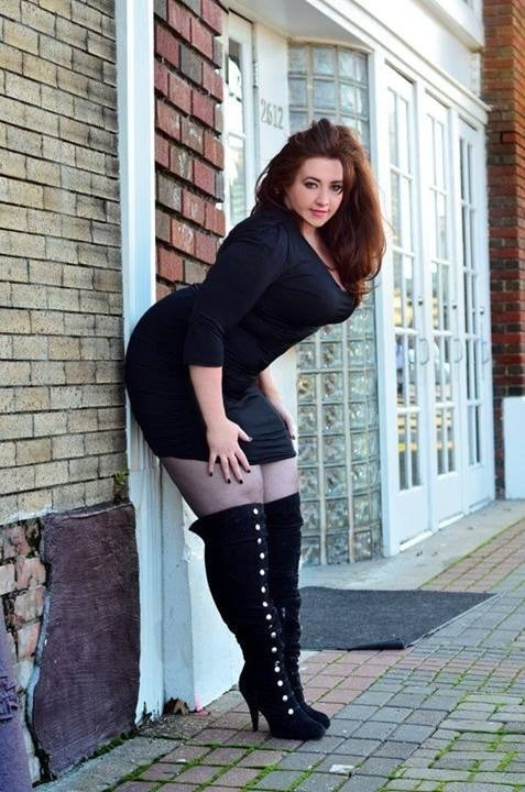 More pics of chubby ladies in tight clothes
