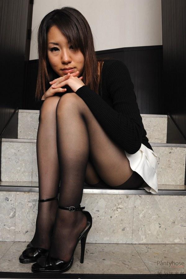 free asian pantyhose pic