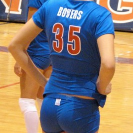 volleyball tight shorts 21 267x267 Girls playing volleyball in tight shorts
