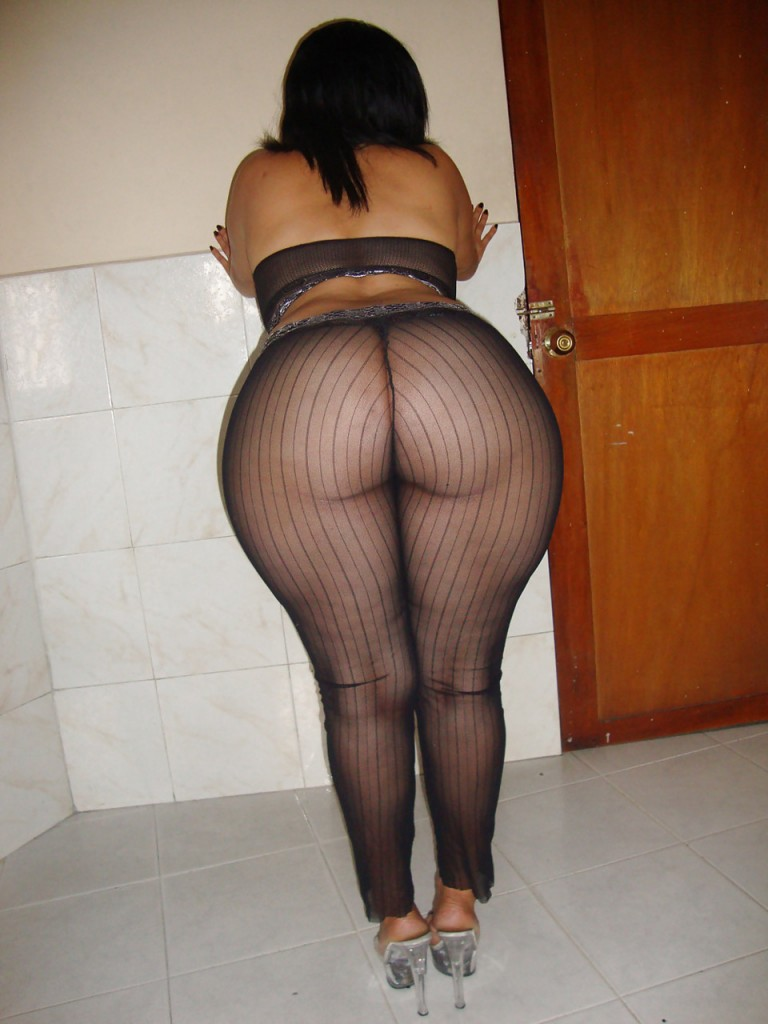 Big Fat Ass Black Girls