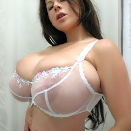 tight bra overflowing tits 01 267x267 Tight bras overflowing with big tits