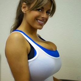 tight bra overflowing tits 29 267x267 Tight bras overflowing with big tits