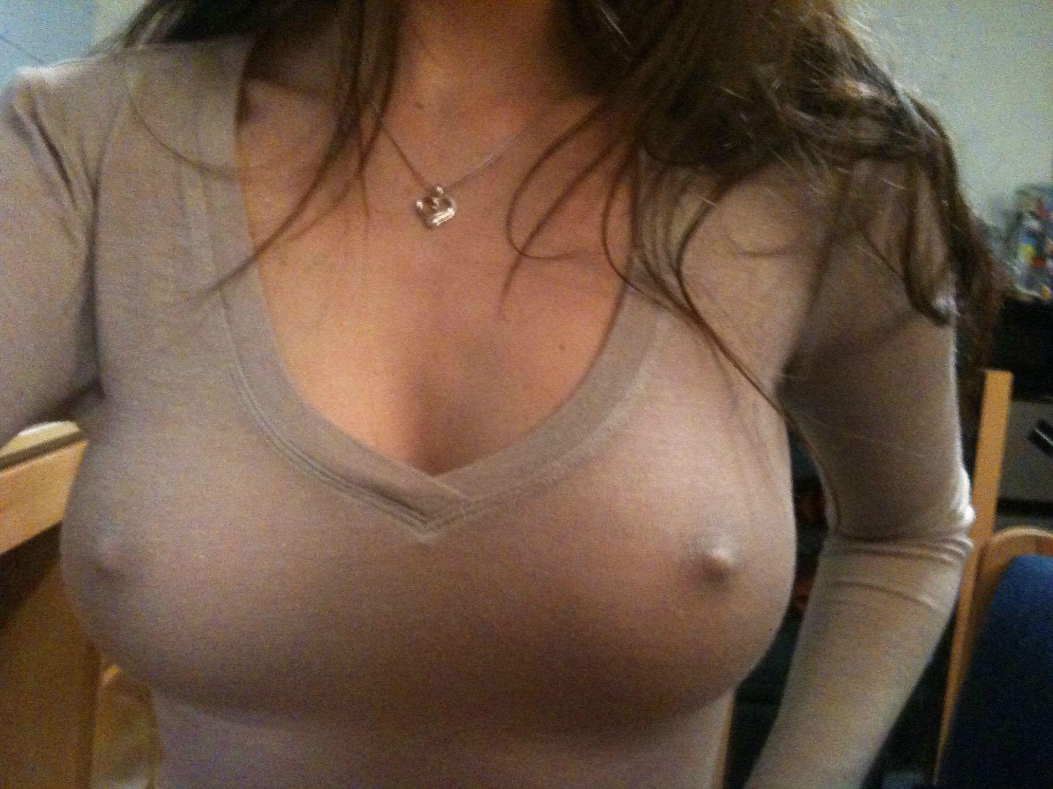 girls in their under shirt porn