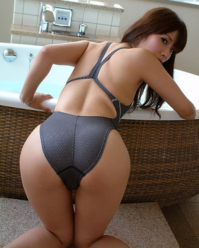 tight asian ass nude