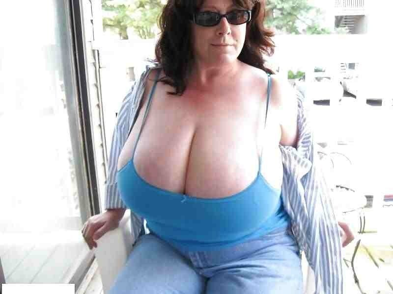 huge tits in clothes